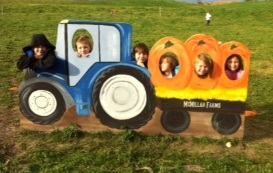 Visit to McMillan Farms for Mrs. Kirby Gr. 1's and 2's