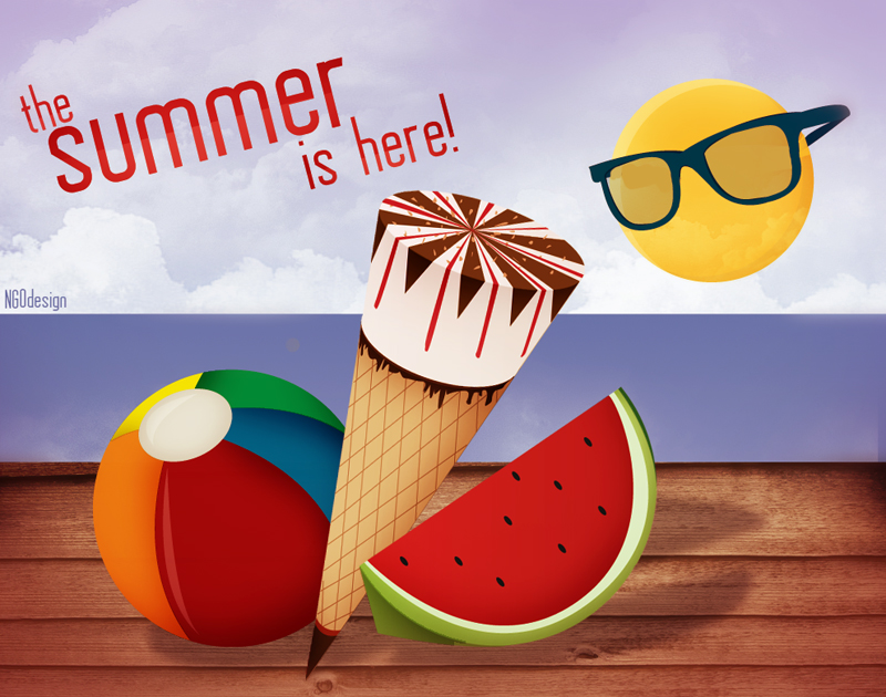Enjoy Your Summer!
